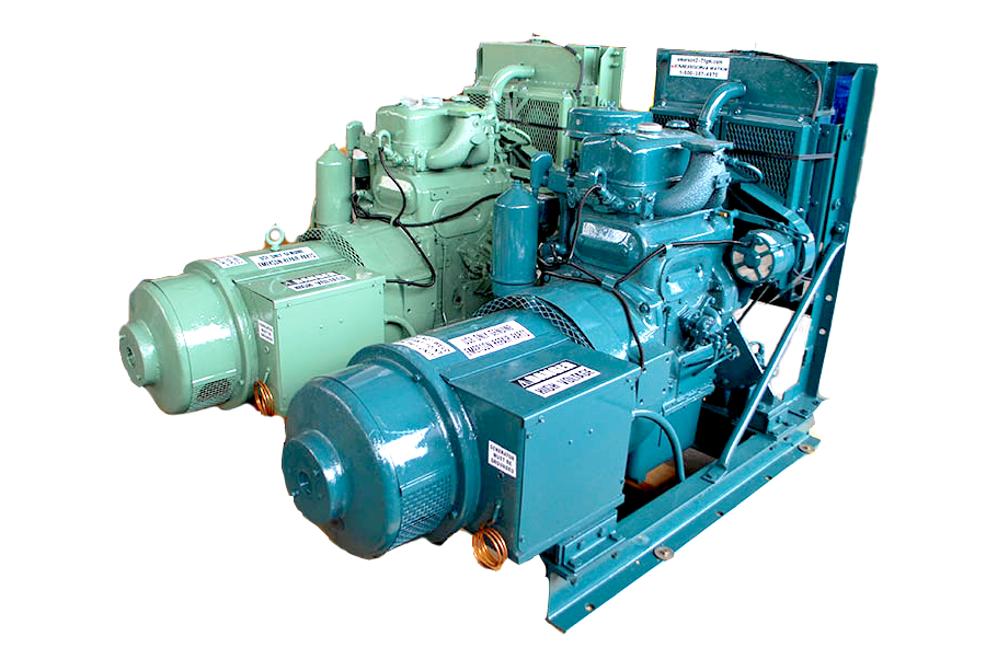 Detroit Diesel 2-71 Generators – The World's Largest Supply