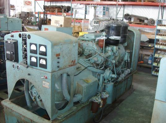 DETROIT 6-71 60 KW GENERATOR 2 – Detroit Diesel 2-71 Generators